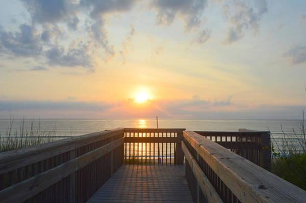 Photograph - June 17th Sunrise by Barbara Ann Bell