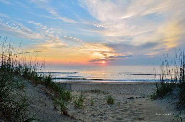 Photograph - June 2, 2017 Sunrise by Barbara Ann Bell