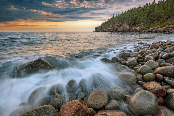 Photograph - June Morning On Boulder Beach by Rick Berk