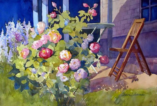 Painting - June by Sharon Lehman