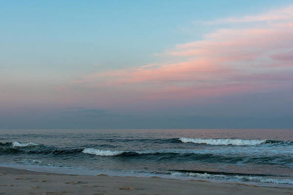 Photograph - June Sky Seaside New Jersey by Terry DeLuco