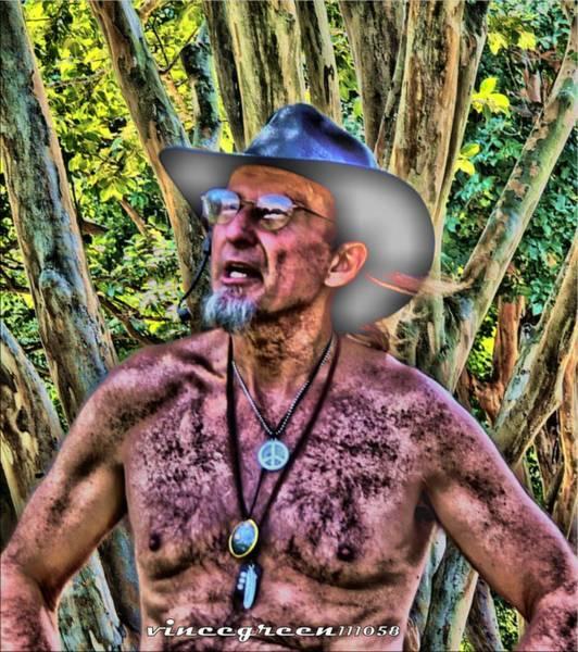 Digital Art - Jungle Mission by Vincent Green