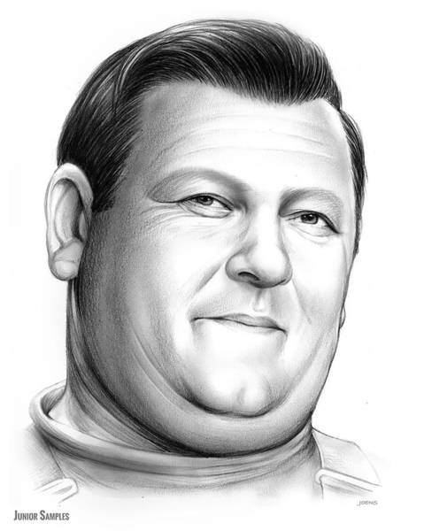 Comedy Wall Art - Drawing - Junior Samples by Greg Joens