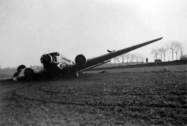 Junkers Digital Art - Junkers Ju 52 by Angie Fraley