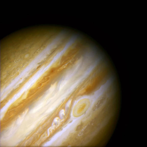 Wall Art - Photograph - Jupiter And The Great Red Spot by Jennifer Rondinelli Reilly - Fine Art Photography