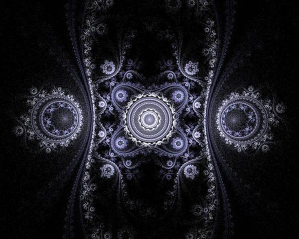 Julian Digital Art - Jupiter Moons by Viktor Savchenko