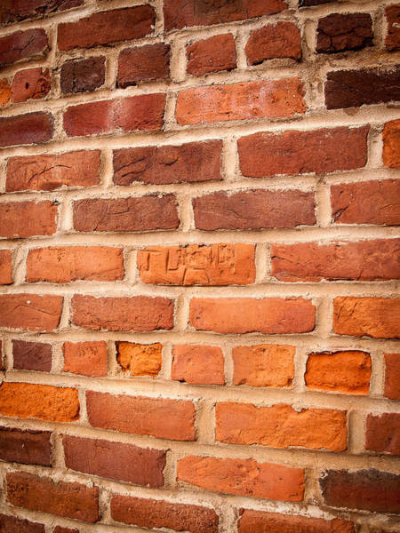 Photograph - Just Another Brick In The Wall-1 by Charles Hite