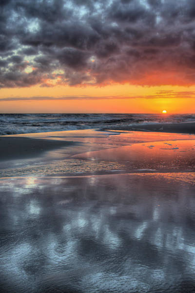 Wall Art - Photograph - Just Another South Baldwin Sunset by JC Findley