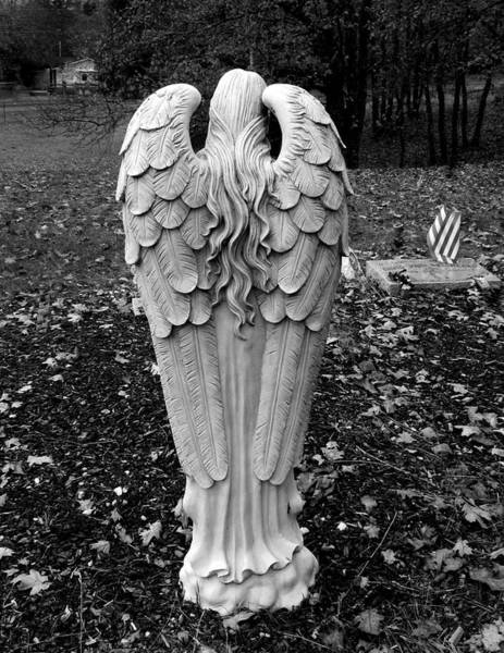 Photograph - Just Call Me Angel Of The. . .  by Marie Neder