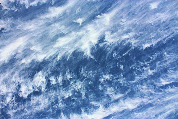 Wall Art - Photograph - Just Clouds And Sky by Kristin Elmquist