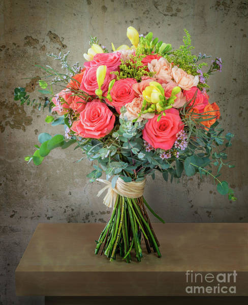 Floristry Photograph - Just For You by Viktor Birkus