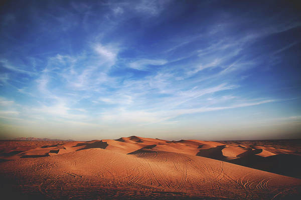 Sand Dunes Photograph - Just Imagine by Laurie Search