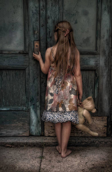 Photograph - Just Me And The Bear by Robin-Lee Vieira