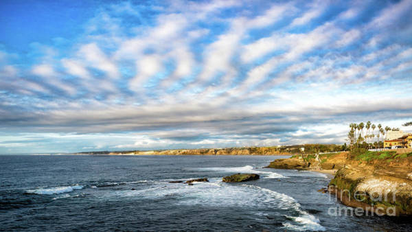 Photograph - Just One Of La Jolla's Vistas by David Levin