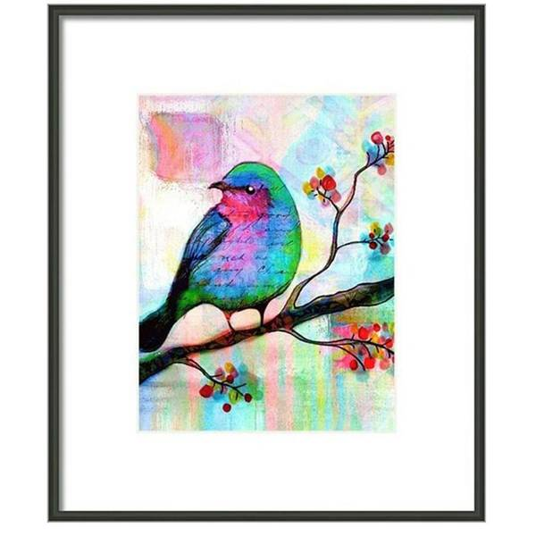 Wall Art - Photograph - Just Playing Around With My Birdie by Robin Mead