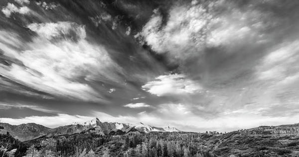 Photograph - Just The Clouds by Jon Glaser