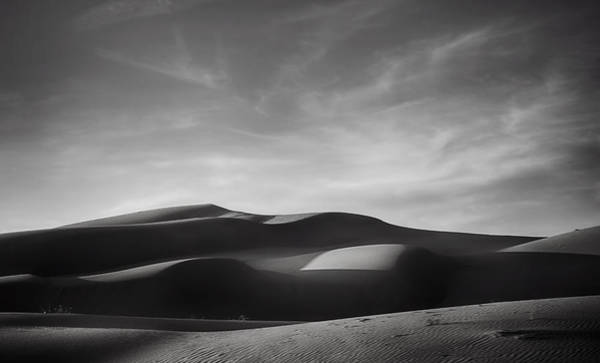 Sand Dunes Photograph - Just Tryin' To Find Some Peace by Laurie Search