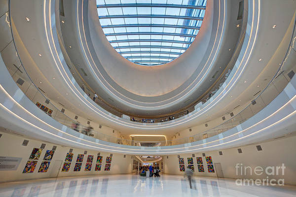 Subject Wall Art - Photograph - Jw Marriott Minneapolis Mall Of America I by Wayne Moran