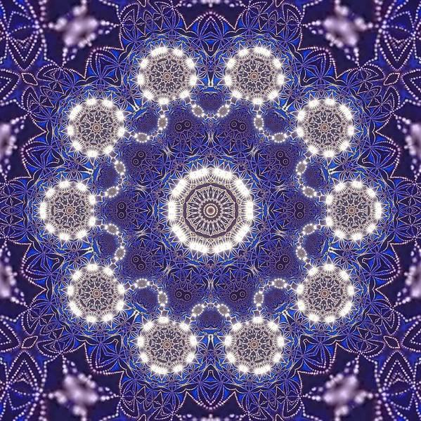 Digital Art - Jyoti Ahau 10 by Robert Thalmeier