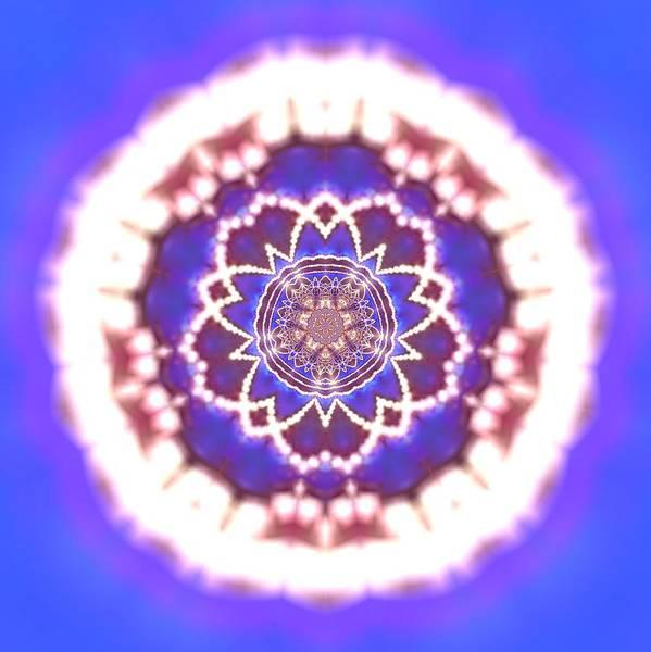 Digital Art - Jyoti Ahau 11 by Robert Thalmeier