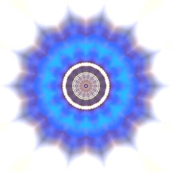 Digital Art - Jyoti Ahau 13 by Robert Thalmeier