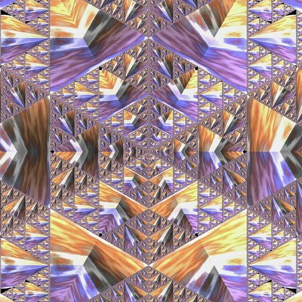 Digital Art - Jyoti Ahau 179 by Robert Thalmeier