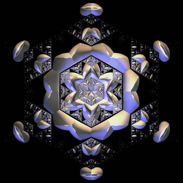 Digital Art - Jyoti Ahau 196 by Robert Thalmeier
