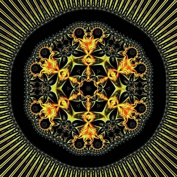 Digital Art - Jyoti Ahau 199 by Robert Thalmeier