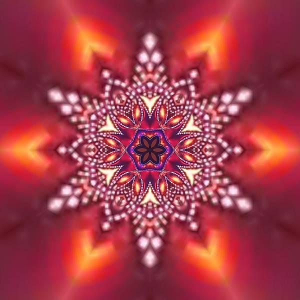 Digital Art - Jyoti Ahau 2 by Robert Thalmeier