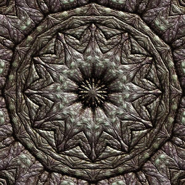 Art Print featuring the digital art Jyoti Ahau 213 by Robert Thalmeier
