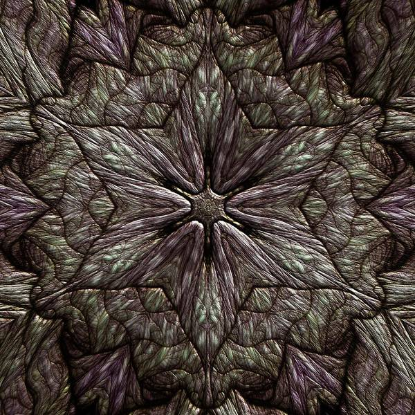 Art Print featuring the digital art Jyoti Ahau 220 by Robert Thalmeier