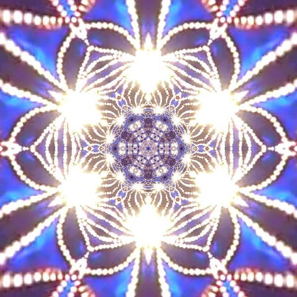 Digital Art - Jyoti Ahau 29 by Robert Thalmeier
