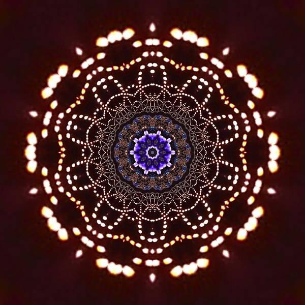 Digital Art - Jyoti Ahau 37 by Robert Thalmeier