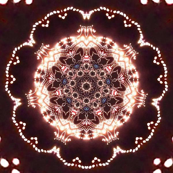 Digital Art - Jyoti Ahau 43 by Robert Thalmeier
