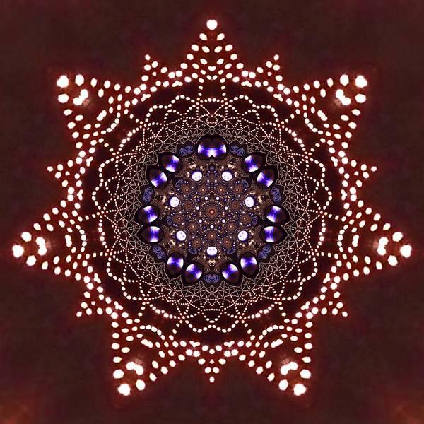 Digital Art - Jyoti Ahau 47 by Robert Thalmeier