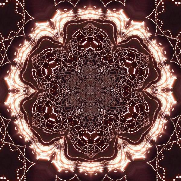 Digital Art - Jyoti Ahau 48 by Robert Thalmeier