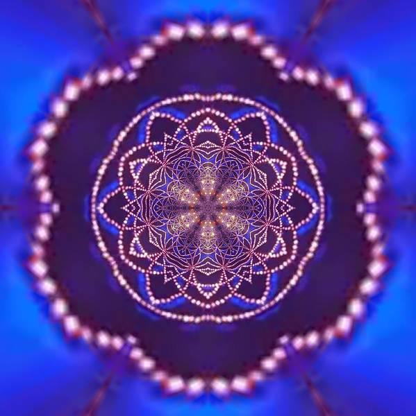 Digital Art - Jyoti Ahau 5 by Robert Thalmeier