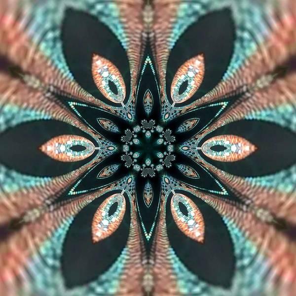 Digital Art - Jyoti Ahau 52 by Robert Thalmeier