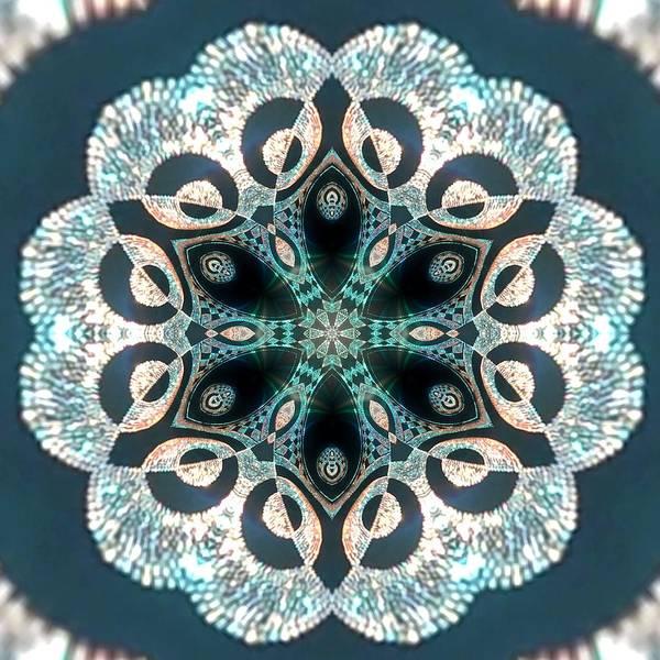 Digital Art - Jyoti Ahau 57 by Robert Thalmeier