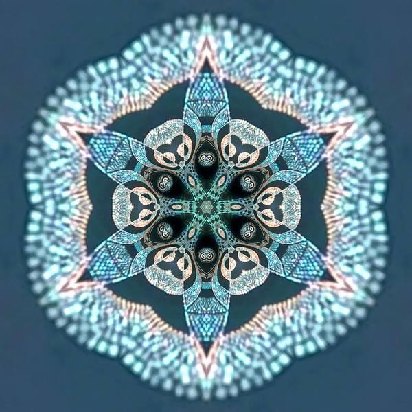 Digital Art - Jyoti Ahau 63 by Robert Thalmeier