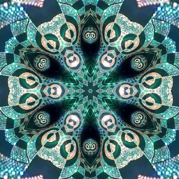 Digital Art - Jyoti Ahau 65 by Robert Thalmeier