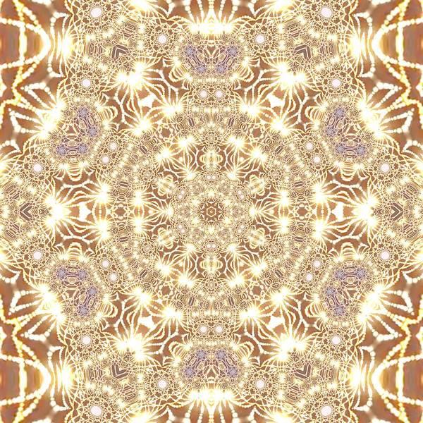 Digital Art - Jyoti Ahau 75 by Robert Thalmeier