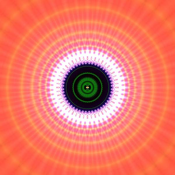 Digital Art - Jyoti Ahau 78 by Robert Thalmeier