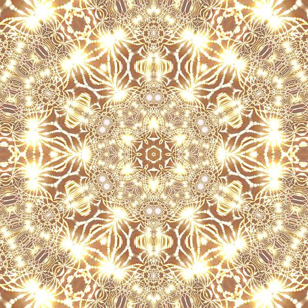 Digital Art - Jyoti Ahau 79 by Robert Thalmeier