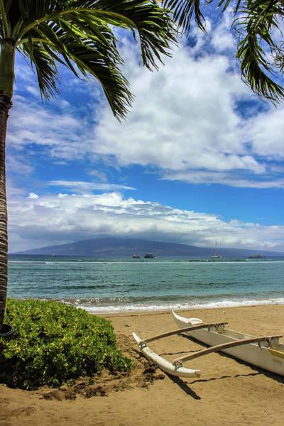 Photograph - Kaanapali Beach, Maui by Andy Konieczny
