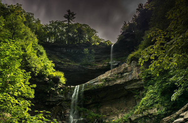 Haines Falls Photograph - Kaaterskill Falls Beauty by P Madia