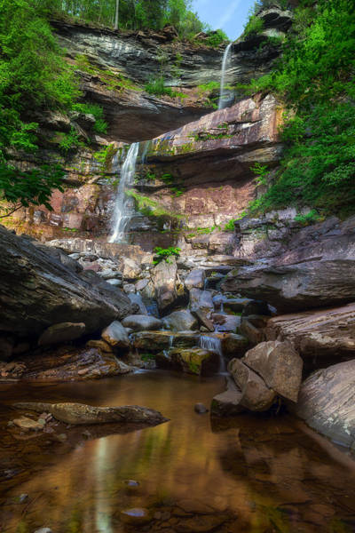 Catskills Photograph - Kaaterskill Falls by Mark Papke