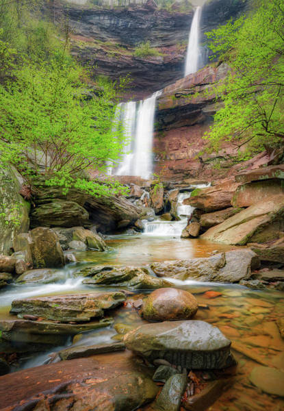 Photograph - Kaaterskill Falls Spring by Bill Wakeley