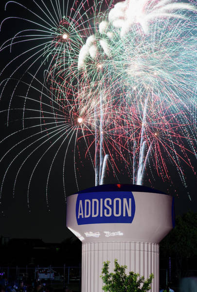 Photograph - Kaboom Town Addison 070918 by Rospotte Photography
