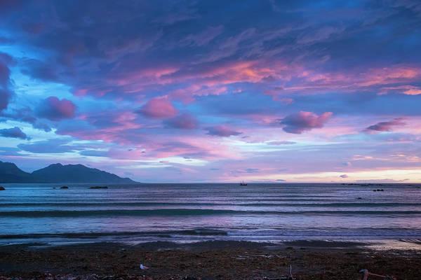 Photograph - Kaikoura New Zealand Dawn by Joan Carroll